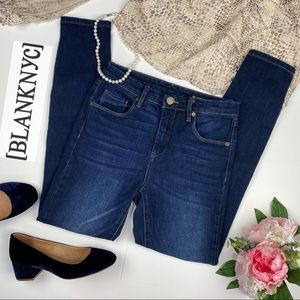 [BLANK NYC] Jeans Crybaby Skinny Dark Wash Size 27